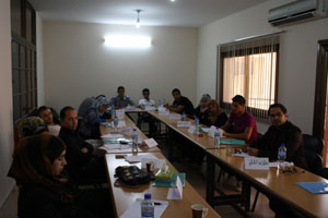 A Three-Day-Workshop on Tolerance and Denouncing Fanaticism