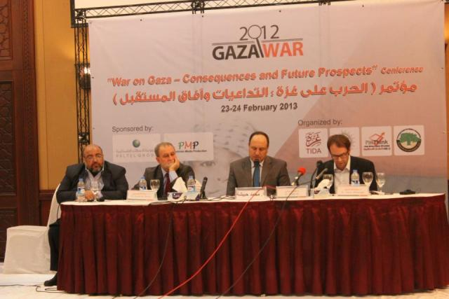 "Conference ""War on Gaza – Consequences and Future Prospects"""