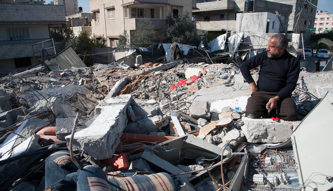 A Firsthand Account of Life in Gaza (Part 1/2)