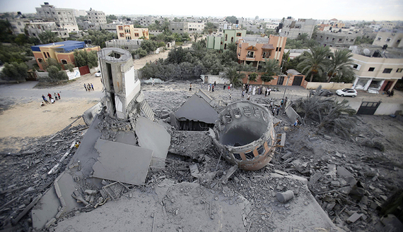 Gaza war bill estimated at $5 billion