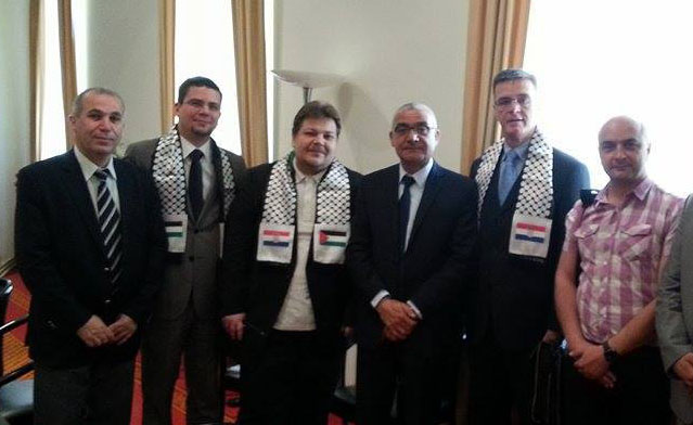 Photo of Croatia and Palestine: Two spaces, two conflicts – common desire for peace