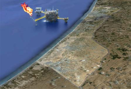 Commentary on Exporting the Gaza Gas to Jenin: Monopoly is hitting the Palestinian economy and society again and again