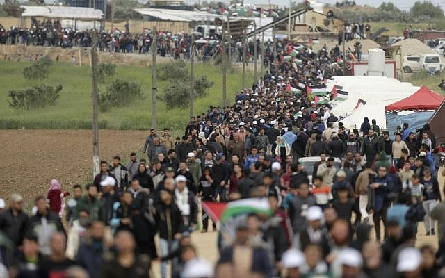 Photo of Policy Brief – The Motives and the Consequences of the Gaza Great Return March
