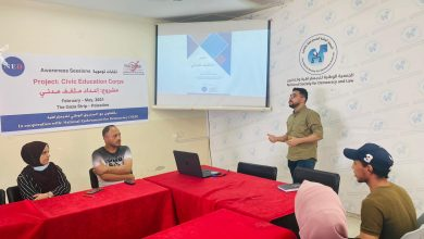 Photo of Pal-Think's Civic Education Board Continues to conduct awareness-raising meetings on political participation, democracy and human rights issues