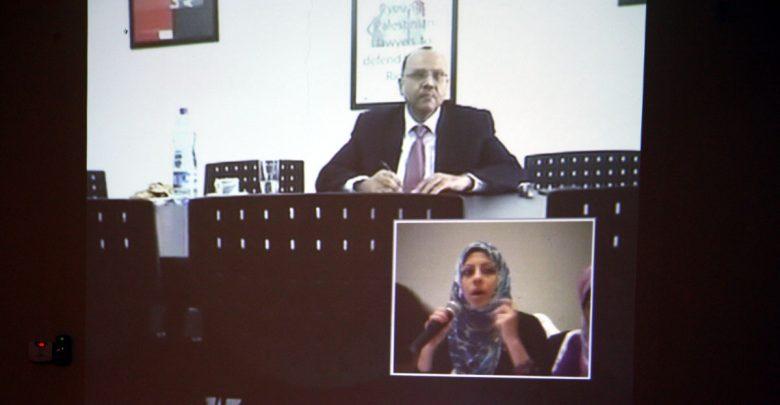 صورة السفير المصري: لن نسمح بعدوان جديد على غزة
