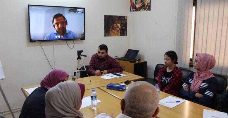 صورة منتدى الشباب للسياسة والتنمية يستضيف مدير جمعية نحن اللبنانية