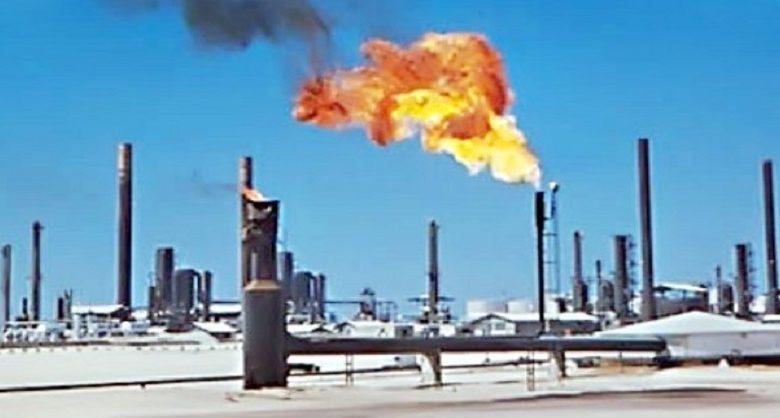 صورة الغاز الطبيعي على خطى النفط في الانهيار الحاد لما دون الصفر قريبا