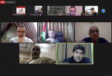 """صورة بال ثينك تنظم جلسة نقاش حول """"الأوضاع الإنسانية في قطاع غزة وتقييم التدخلات الواقع والإنجازات والمعيقات""""."""