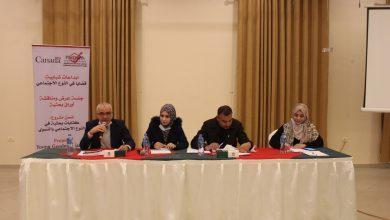 صورة ابداعات شبابية: ورشة تنفذها بال ثينك لمناقشة 7 أوراق بحثية متعلقة بقضايا المرأة
