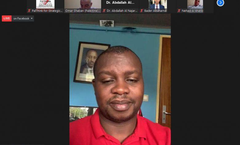 """صورة """"بال ثينك"""" تنظم جلسة حوارية عن تجربة رواندا في الخروج من الحرب الأهلية"""
