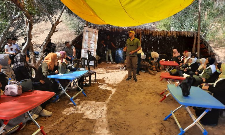 صورة بال ثينك تختتم سلسلة من المخيمات التدريبية