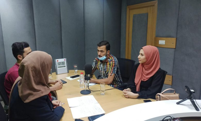 Photo of Radio Episode  on The Role of The Civic Education Corps on Enhancing Youths' Abilities