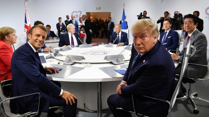 Photo of مقال– مجموعة السبع G7 هي نادي الدول VIP نجاحاتها أقل بكثير من إمكانياتها