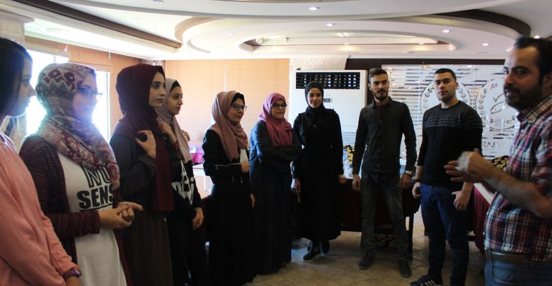 "Photo of برنامج تدريبي بعنوان ""مهارات منصات التواصل الاجتماعي وبناء الهوية الرقمية""."