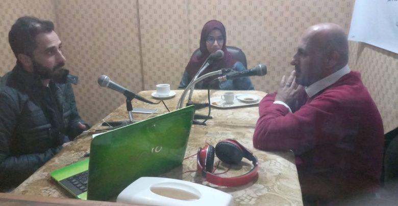 "Photo of برنامج الشباب يشارك: اولى الحلقات الاذاعية بعنوان ""عمالة الأطفال"""