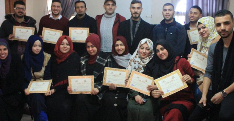 """صورة """"من حقي أنتخب""""، منتدى الشباب للسياسة والتنمية يختتم أولى مبادراته"""
