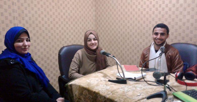 """Photo of """"الخريجين والعمل الحر عبر الانترنت"""" حلقة اذاعية ضمن برنامج الشباب يشارك"""