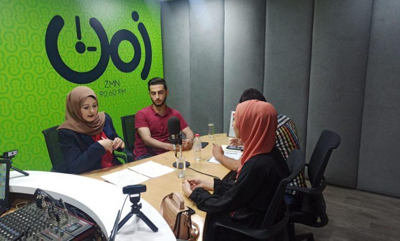 صورة حلقة إذاعية عن دور هيئة التثقيف المدني في تعزيز قدرات الشباب
